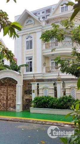 Biệt Thự Tấn trường 10x20m Phú Thuận Quận 7.