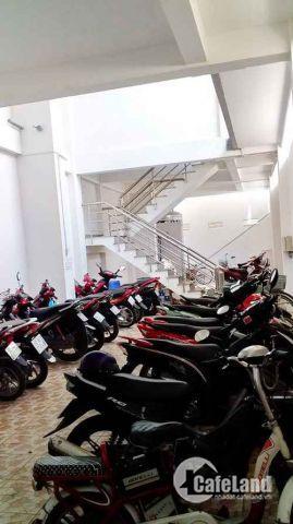 Dãy nhà trọ 35 phòng Bùi Văn Ba Phường Tân Thuận Đông Quận 7