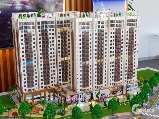 Cần sale có khách net hợp tác bán căn hộ High intela quận 8