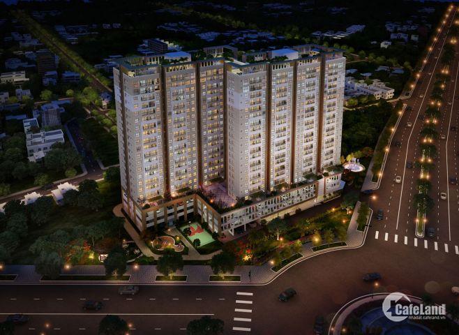 Dự án căn hộ mặt tiền Võ Văn Kiệt quận 8 giá từ 25-27tr/m