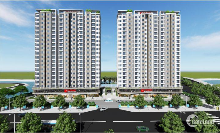 Căn hộ GiÁ RẺ Q.8 Conic Riverside 1,1 tỉ/căn 2PN mặt tiền Tạ Quang Bửu