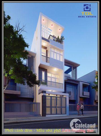 Nhà 3 lầu giá 2,55 tỷ /căn đường Liên Phường và Bưng Ông Thoàn