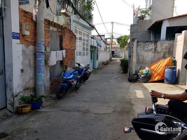 đoạn gần khu chung cư topiaz,căn nhà cấp 4 cũ tại cung đường 138,