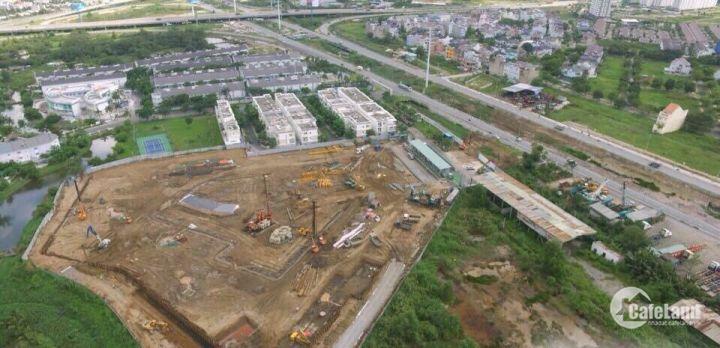 Dự án căn hộ cao cấp SAFIRA Khang Điền Q9