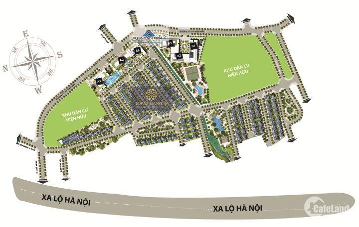 Nhà phố thương mại ngay ga METRO Suối Tiên Q9 chỉ từ 38Tr/m2 LH ngay