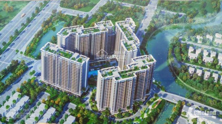 Căn hộ Safira Khang Điền, quận 9. Giá chỉ từ 1,3tỷ/căn, ngân hàng hỗ trợ vay 70%, LS 0% 24 tháng