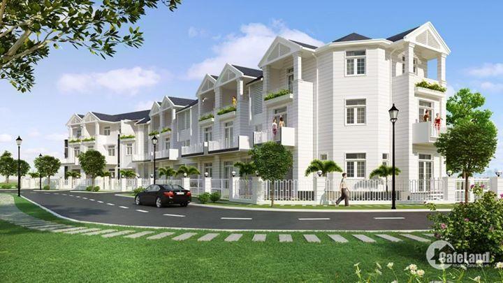 Shophouse, nhà phố, biệt thự giá rẻ 38tr/m2, hỗ trợ vay 65%