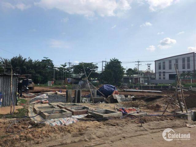 Bán 7500m2 MT Bưng Ông Thoàn, Phú Hữu, Quận 9. dt: 7200m2 Thổ cư 100%