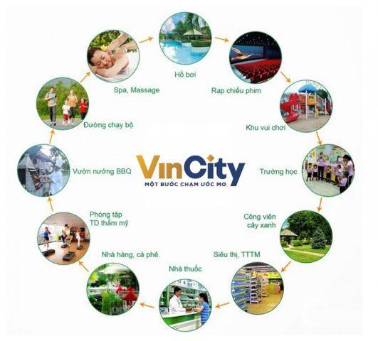 VINCITY CHỈ TỪ 800 TRIỆU - MỘT BƯỚC CHẠM ƯỚC MƠ
