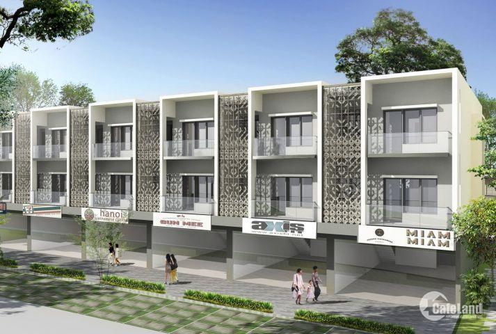 Nhà phố liền kề giá rẻ ngay trung tâm Q9, chỉ 36tr/m2. LH 0907336890