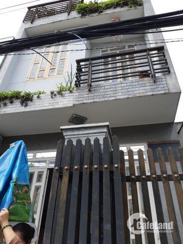 nhà 1 trệt 2 lầu MT chợ KD, đường 144, p.Tân Phú, quận9