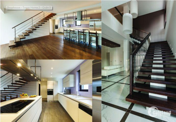 Mở bán shophouse duplex dự án Topaz home 2 ở suối Tiên quận 9 giá gốc