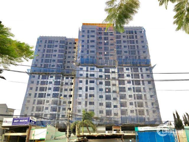 Cần bán gấp căn hộ Thủ Thiêm Garden đường  Liên Phường  62m2, 2PN, 2WC, 2 BC, giá 1,39 tỷ đã cất nóc, tháng 12 giao nhà.  LH 0931283861