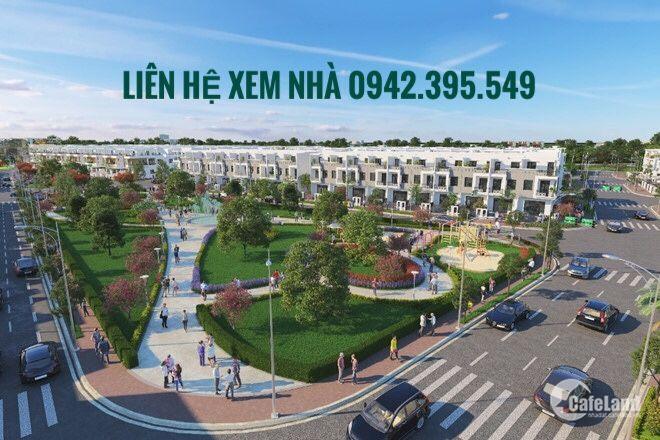 Chỉ 1,8tỷ sở hữu ngay căn nhà phố 90m2, T2L, ngay KDL giang điền, LH: 0942395549, hỗ trợ vay 70%
