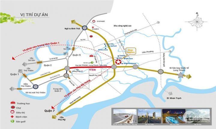 Safira Khang Điền - Thành Phố Thu Nhỏ Phía Đông Sài Gòn.lh 0818.250.991