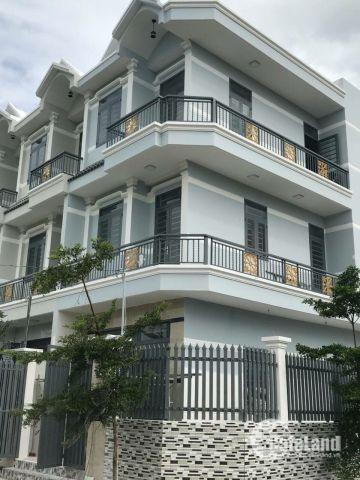 Bán nhà 2MT 1trệt 3lầu, sổ hồng riêng, Bình Tân, 51m2