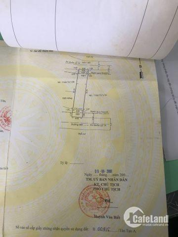 Nhà hẻm 2 mặt tiền Trần Đại Nghĩa -4x20 - 1 trệt 1 lầu HÓt HÓt HÓt