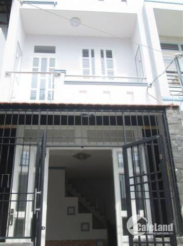 Bán  nhà mới xây đường Tân Hòa Đông 4x8 đúc 1 tấm 2,4 tỷ