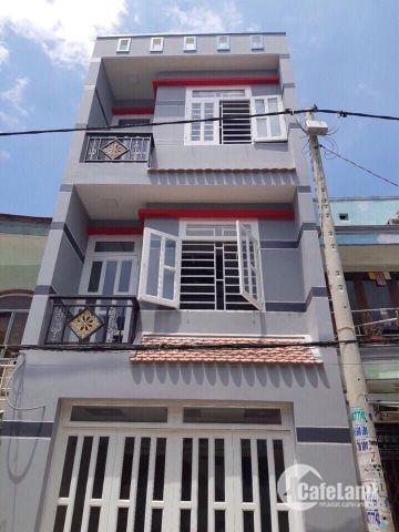 Bán nhà mới 2MT 1t3l, sân thượng,sổ hồng riêng chính chủ, Bình Tân