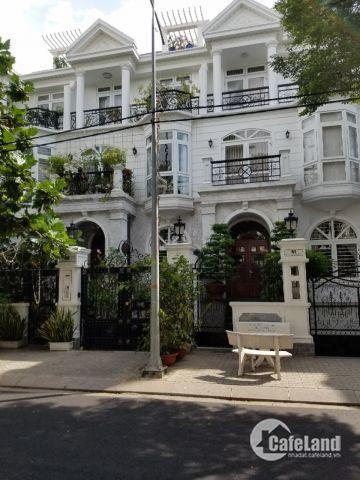 Bán nhà phố trong KDC Cityland Garden hill, căn có hầm, DT: 6x19 giá chỉ 19.5 tỷ, sổ hồng vĩnh viễn
