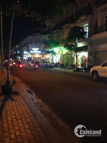 Bán nhà phố căn mặt tiền đường Trần Thị Nghĩ trong KDC Cityland Z751, DT: 100m2 giá chỉ 19 tỷ
