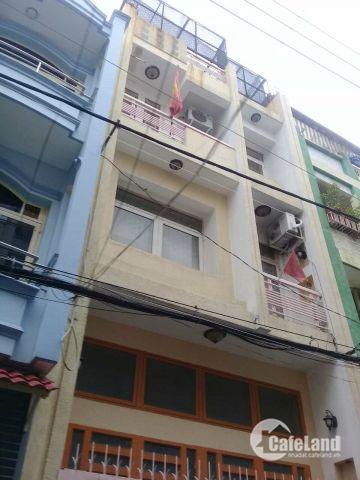 Bán nhà hẻm XH Hồ Biểu Chánh  phường 11 Quận Phú Nhuận 50 m2 giá 8,3 tỷ tl
