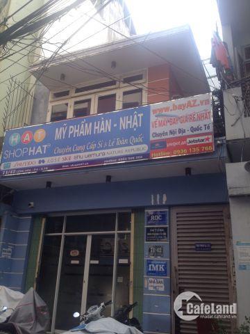 Bán nhà MT Nguyễn Thái Bình, 4 tầng, thu nhập 20tr/tháng, giá chỉ 6.4 tỷ TL.