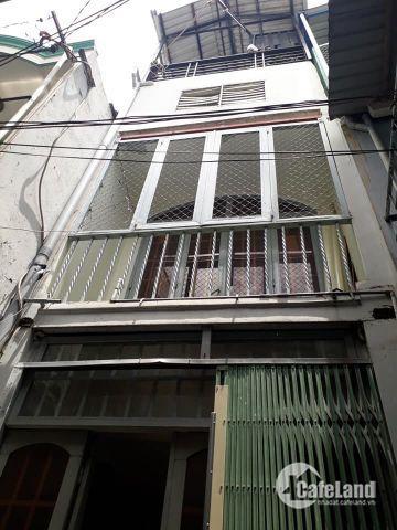 Nhà nở hậu đẹp 40m quận Tân Bình chỉ với 3 tỷ