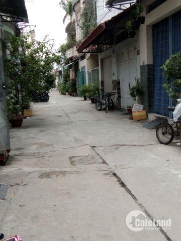 Bán nhà cấp 4 hẻm 46 Dương Văn Dương P. Tân Qúy 4*16 giá 4.5 tỷ