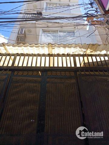 Bán nhà H5M, đường NGUYỄN NHỮ LÃM ,4mx14m, 2 lầu & sân thượng 4PN, 5W, 4.2 TỶ