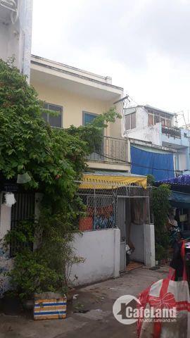 Nhà hẻm 6m Đường Phú Thọ Hoà,Quận Tân Phú dt 4 x 12 nhà 1 lầu giá bán 4 tỷ