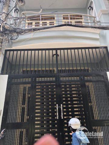 Bán gấp nhà hẻm 5M đường Tân Hương,dt 4x12m,1 lầu, HXH giá 3.98 tỷ