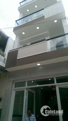Nhà hẻm 5m Đường Lê Thúc Hoạch,Quận Tân Phú dt 4 x 12 nhà 4,5 tấm giá bán 5,5 tỷ