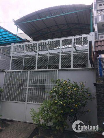 Bán nhà hẻm 6m Thạch Lam 4x18 đúc 1 lầu 6.6 tỷ