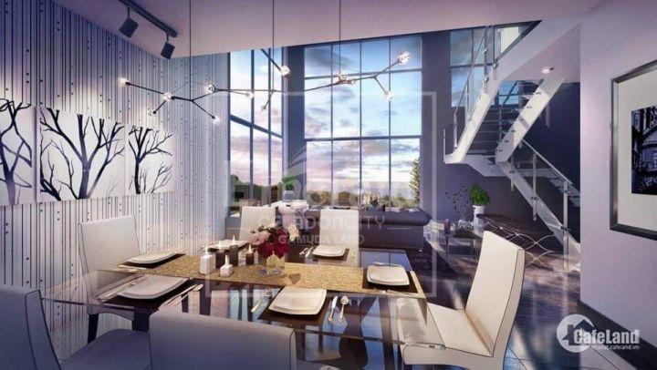 Căn hộ duplex 2 tầng, siêu sang trọng, có không gian riêng tư (3pn+3wc=152m2) giá chỉ 4,6 tỷ. LH: 09.79.22.11.33
