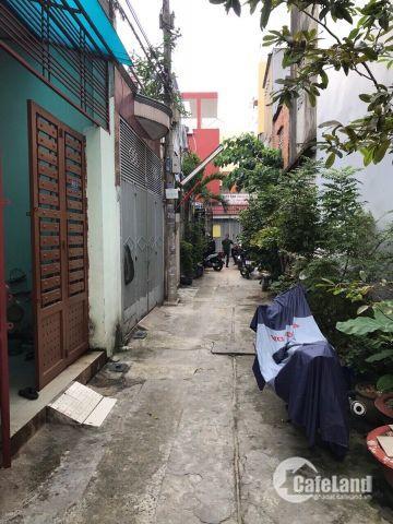 Cần bán nhà đường Nguyễn Hữu Tiến, dt: 4x14m, giá: 4,6 tỷ