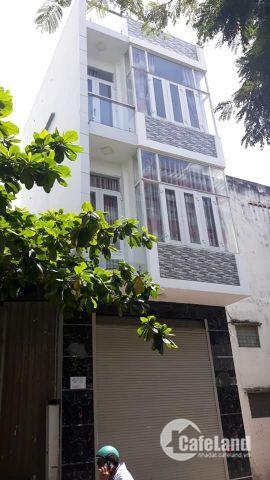 Nhà MT Đường Đàm Thuận Huy 4 x5 nhà 2 lầu bán giá 3,5 tỷ