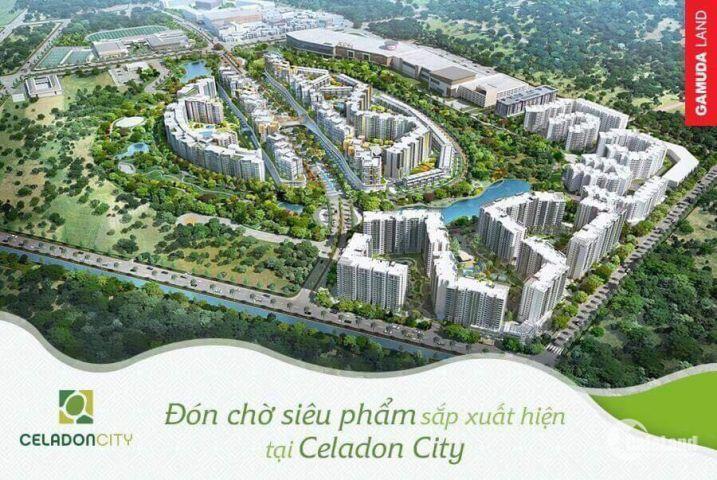 Chỉ 390 triệu sở hữu ngay căn hộ Celadon City