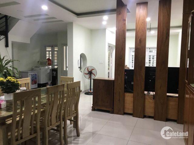 Bán nhà biệt thự mini MT đường số 21, Hiệp Bình Chánh, sổ riêng, đã hoàn công, DT 144m2 giá 7Tỷ4