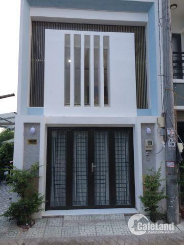 Bán nhà đường số 12 sau coop mart Bình Triệu giá 5,2 tỷ