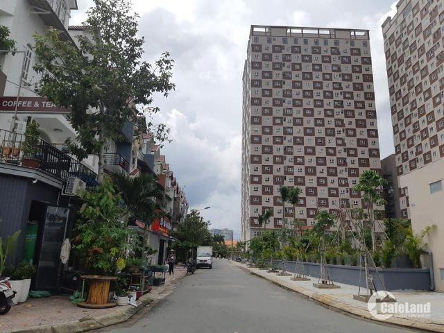 Căn hộ 2PN hoàn thiện liền kề Phạm Văn Đồng, Chỉ từ 1 tỷ 2/ 60m2