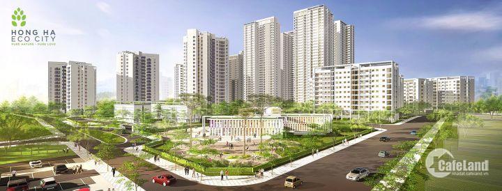 Nhanh tay nhận ngay gói quà tặng hấp dẫn khi mua căn hộ Smarthome tại Hồng Hà Eco City