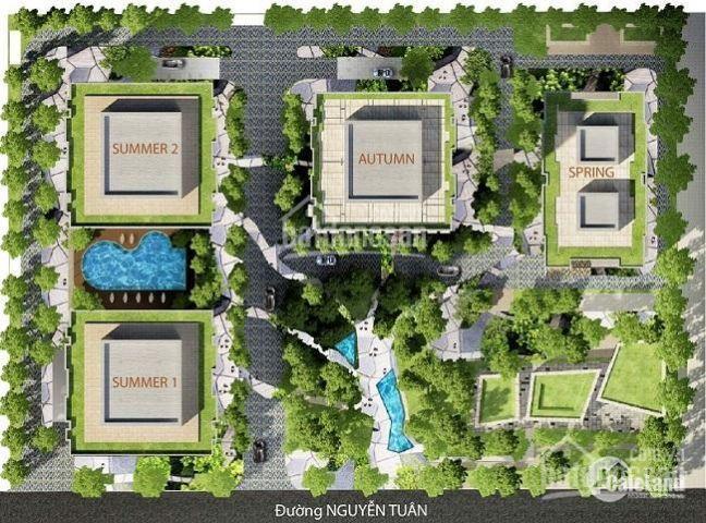 Hàng hót! Chính chủ bán lại Penthouse cao cấp dự án GoldSeason 47 Nguyễn Tuân - Giá chỉ 2,5 tỷ. LH: 0997514246