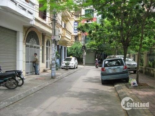 Bán nhà riêng phân lô, ô tô đỗ cửa Hoàng Văn Thái 46m2 giá 5,2 tỷ.