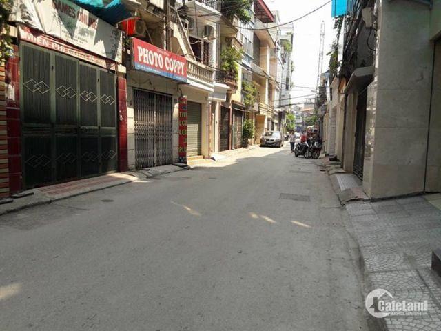 Bán nhà đẹp phân lô ô tô đỗ cửa Vương Thừa Vũ 46m2 MT 4m giá 5,2 tỷ.