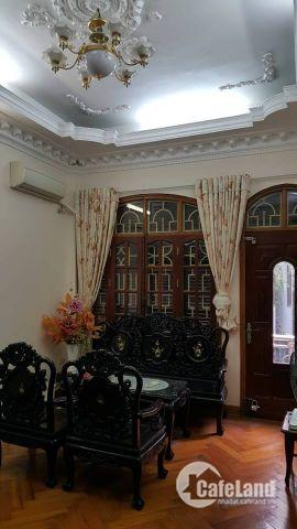 Nhà đẹp 10m ra mặt phố Khương Trung 36m giá 3,5 tỷ.