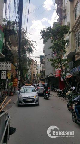Bán nhà đẹp phố Khương Trung dt 36m X5, Mt 6,5m. Giá 3,5 tỷ.