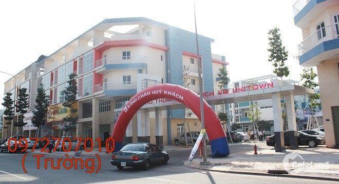 Bán nhà phố thương mại UNI_ TOWN