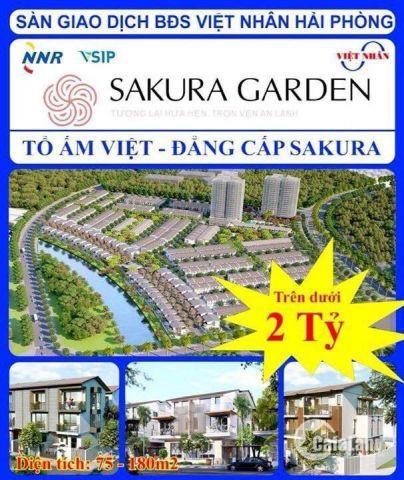 Tìm kiếm hạnh phúc - hãy đến với sakura garden