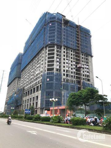 Giá từ 1,9 tỷ, căn hộ Roman plaza, mặt đường Tố Hữu, Nam Từ Liêm, diện tích 70m2, 2 Ngủ, 2 VS, 2 ban công